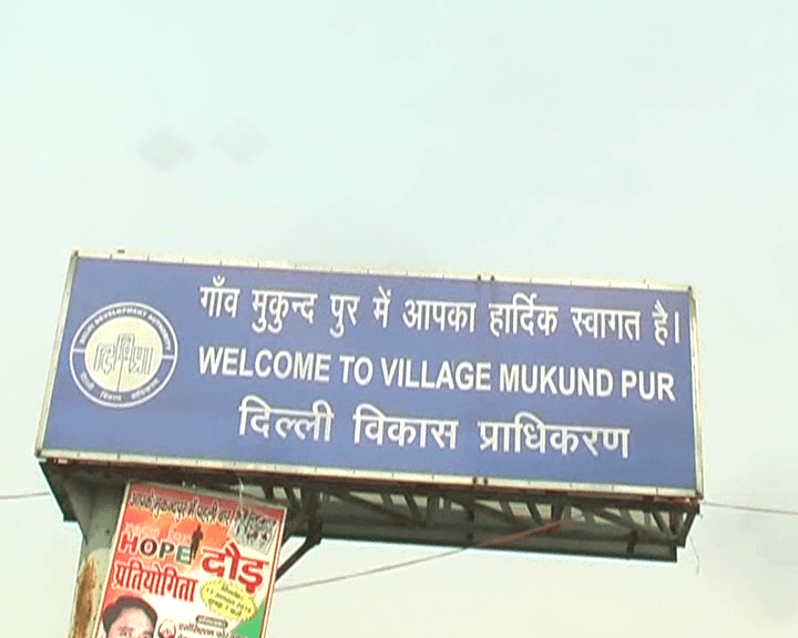 Mukundpur Delhi