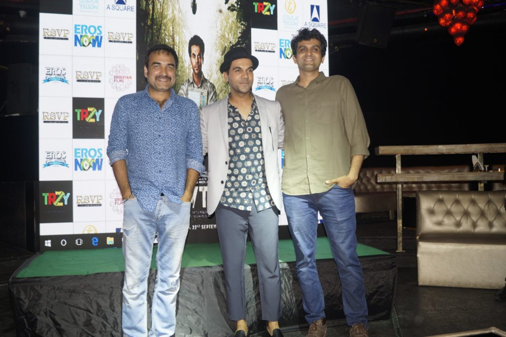 Rajkummar Rao is all set to hit the theatres this weekend as 'Newton'