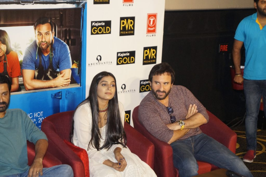 Saif's slice of life food film 'CHEF' portrays the father-son relationship