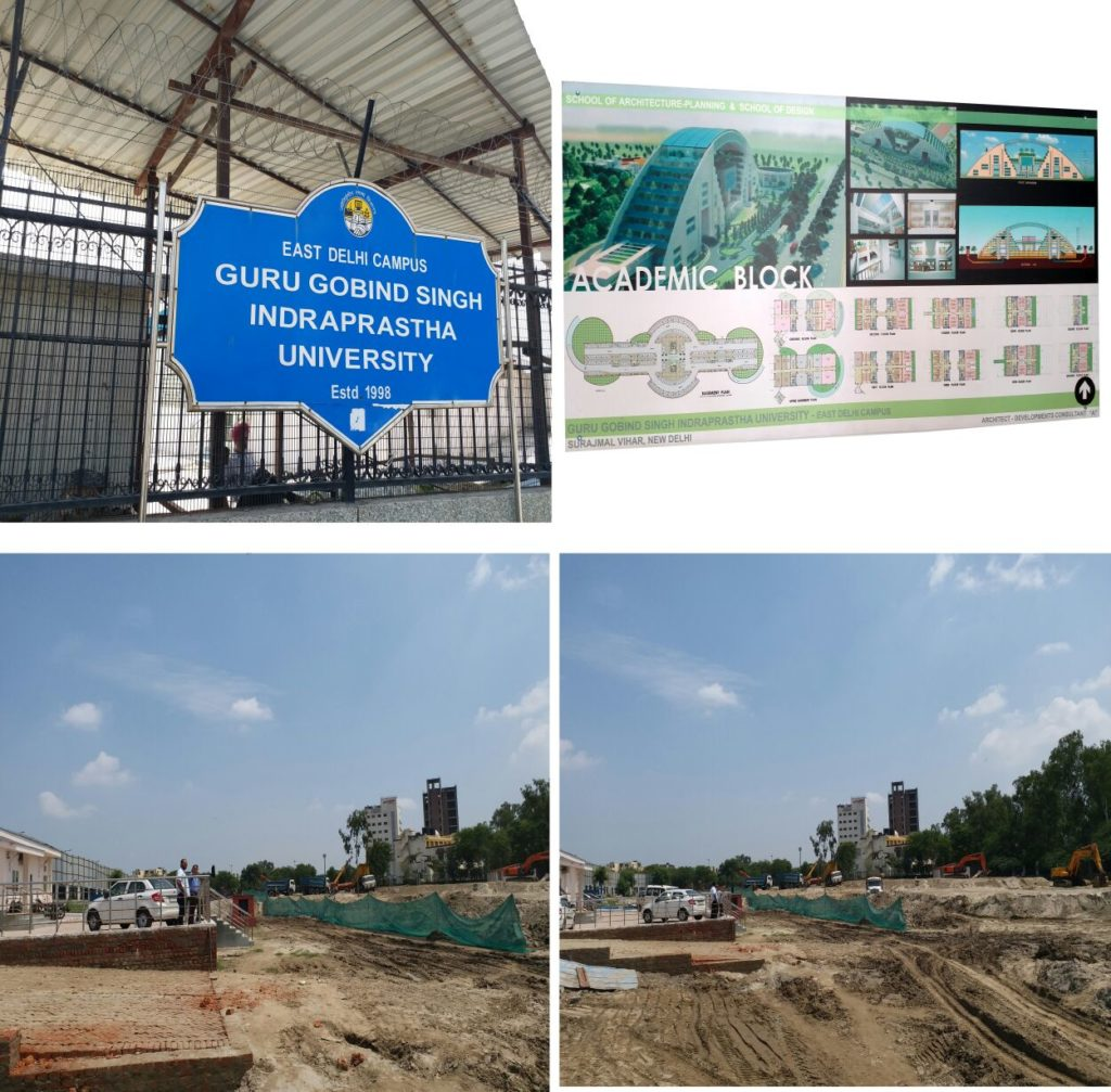 IP university east delhi