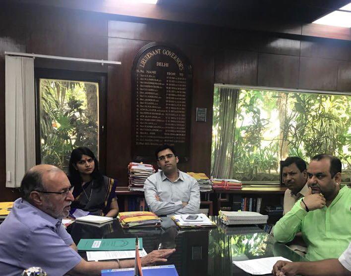 MP Mahesh Giri
