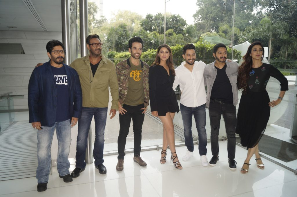 GO-GO-GOLMAAL Again this Diwali because it is bigger and better this time!