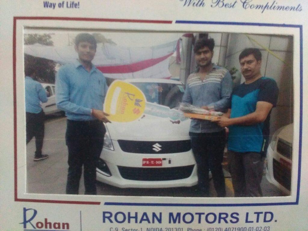 Rohini Car Theft