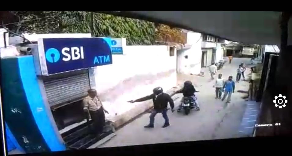 Kanjhawala Attempt to Loot