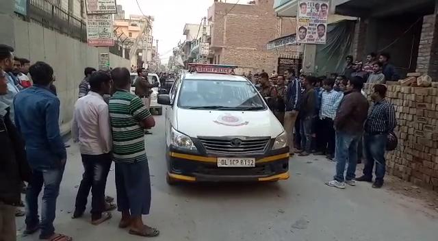 Swarup Nagar Murder of A Teacher
