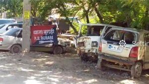 Burari Law student murder