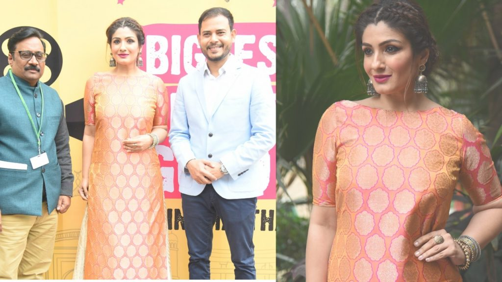 Third Edition of Smile International Film Festival for Children and Youth Opens with Raveena Tandon