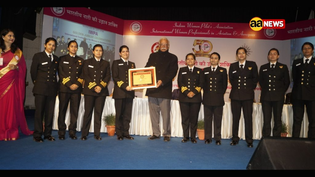 Indian Women Pilots Association""