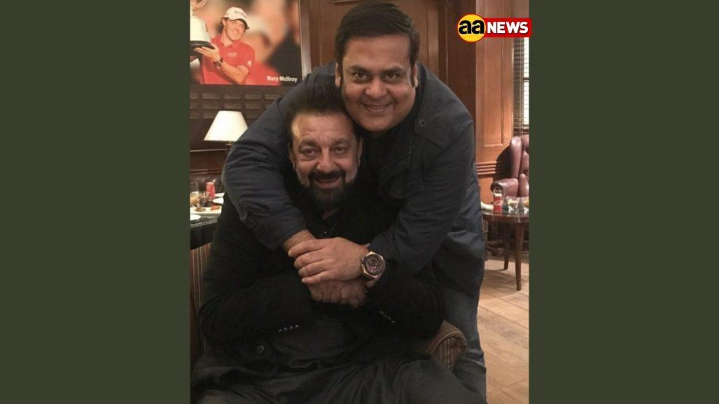 Sanjay Dutt left his crucial flight to Jaipur for the sake of Friendship!!