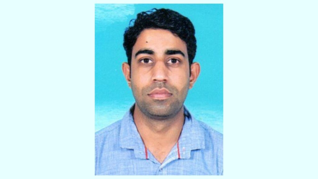 Suresh Nain Spokesperson Association
