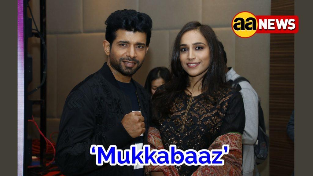 The cast of 'Mukkabaaz' witnessed in Delhi