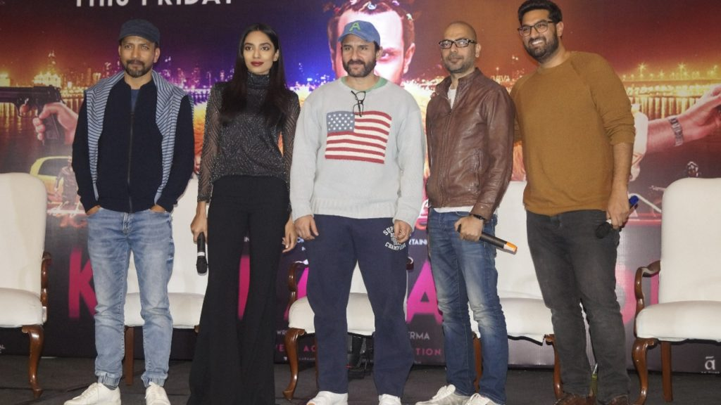 Saif Ali Khan revealed about his crazy avatar in 'Kaalakaandi'