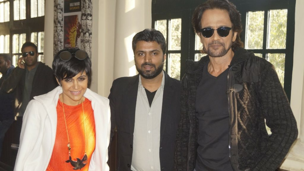"""Kay Kay Menon promoted """"Vodka Diaries"""" his upcoming murder mystery flick in New Delhi!"""
