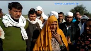 Kamil Khan's Mother
