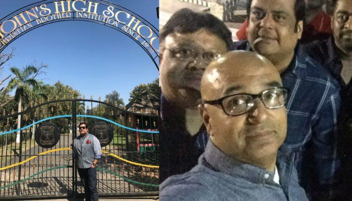 Filmmaker Rahul Mittra visits his hometown Chandigarh!