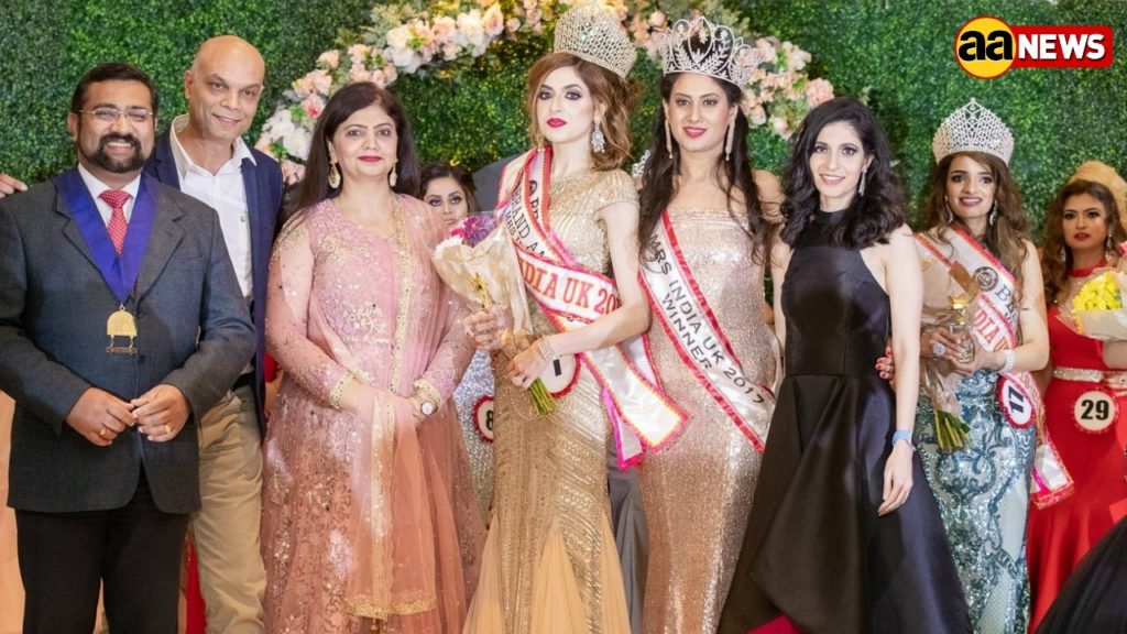 Urvashi Salaria Chawla wins Mrs India UK 2018 pageant