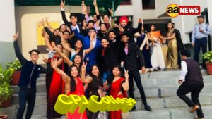 सीपीजे कॉलेज ऑफ हायर स्टडीज, नरेला ने प्रबंधन, वाणिज्य और आईटी 2015 से 2018 बैच  अंतिम वर्ष के छात्रों के लिए फेयरवेल पार्टी