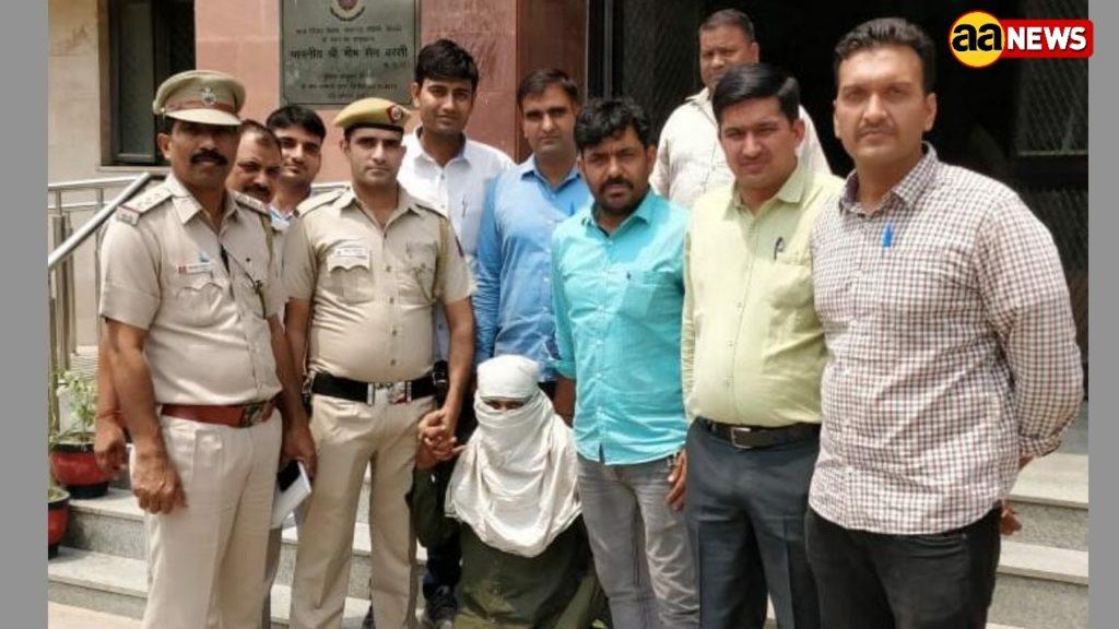 Satish Gupta @ Vicky Bania Arrest