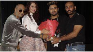 """Bang Bang"" First Music Project of Rapper & Tv sensation Akash Dadlani"