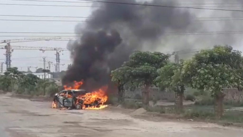 Narela Fire
