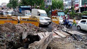 Delhi Azadpur Mandi Road