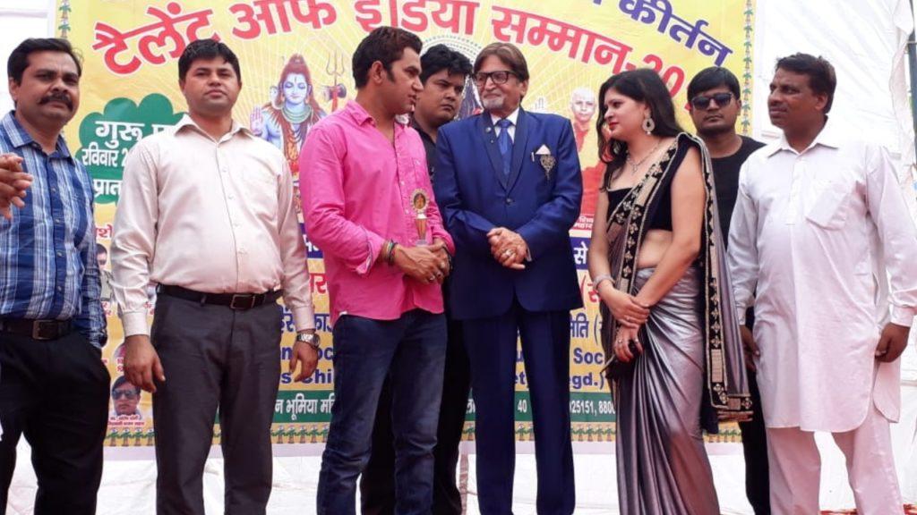 Bhorgarh Narela Programme Talent of India