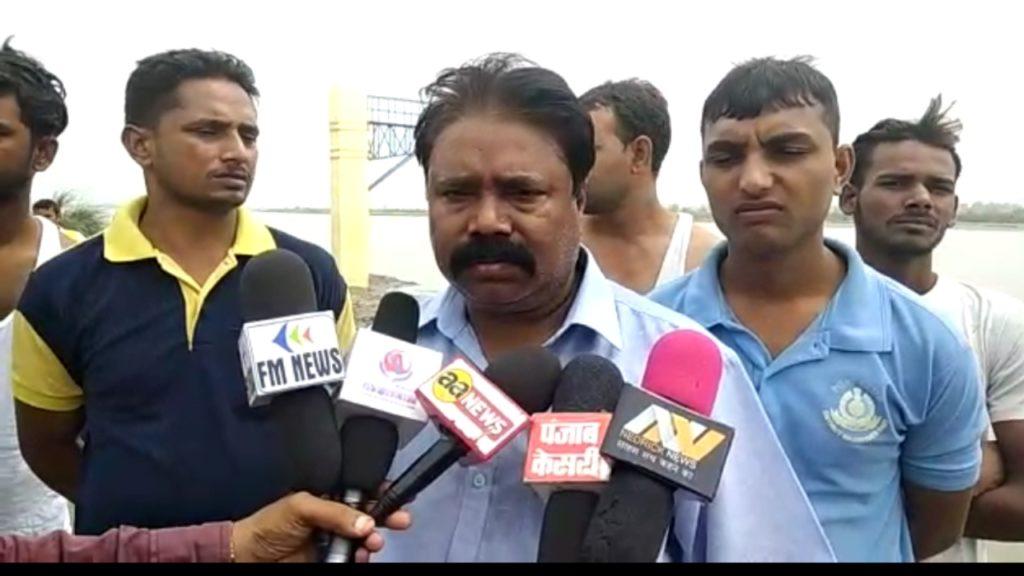 Palla Delhi Yamuna 4 boys drowned