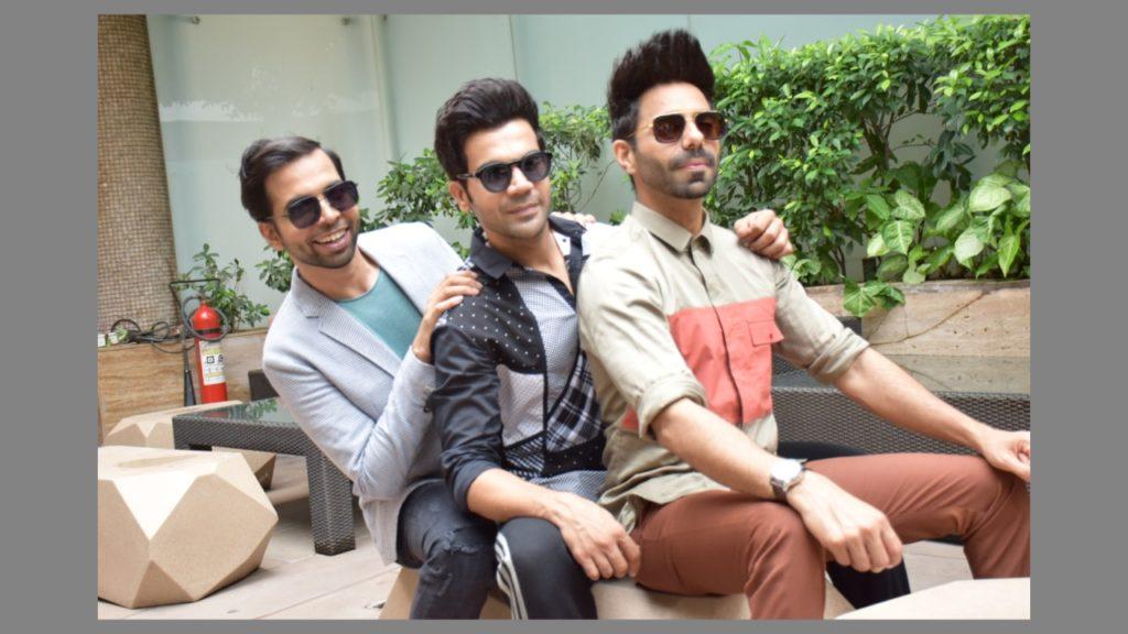 'Stree' promotions in Delhi by Rajkummar Rao & cast