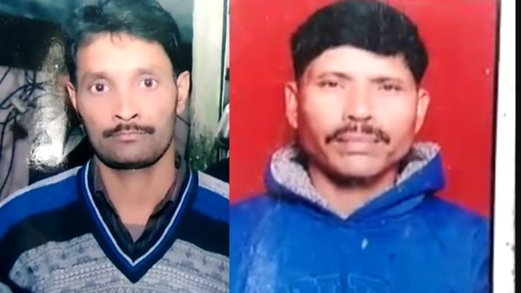 File Photo in Mangolpuri Double Murder