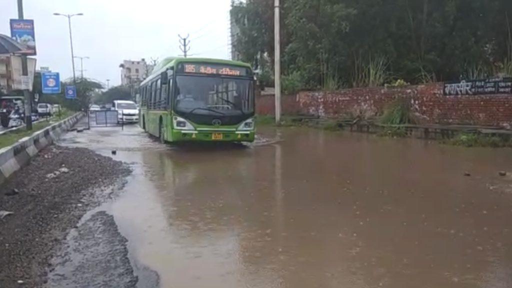 Burari road