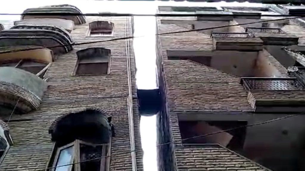 Gandhi Vihar Building