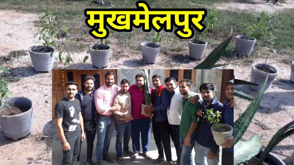 Mukhmailpur Delhi 110036