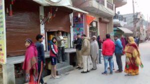 सुशांत विहार ( थाना स्वरूप नगर ) से कार और दुकान का सामान चोरी