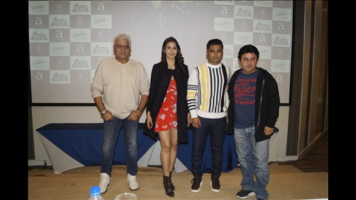 Film AMAVAS promotions in New Delhi by actor Sachiin Joshi, Ali Asgar & more