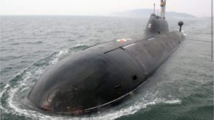 दुनिया को थर्राने वाली परमाणु क्षमता वाली पनडुब्बी मिल रही है भारत को
