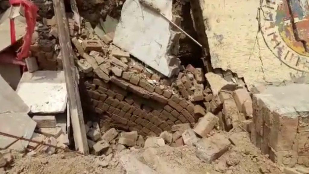 Collapse Shop Narela Swatantr Nagar