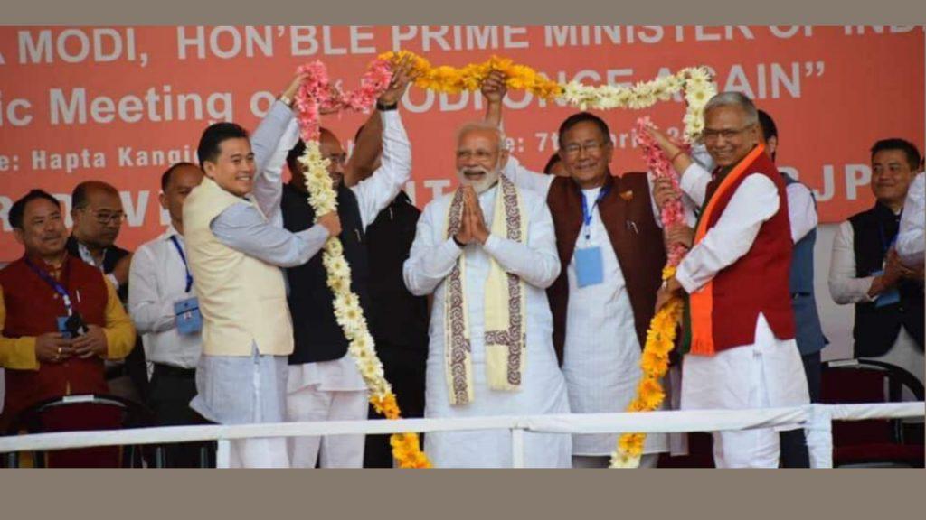 Manipur Minister Vishvajit