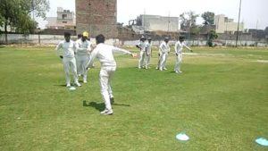 """क्रिकेट प्रेमियों के लिए खुशखबरी : दिल्ली के स्वरूप नगर में """"VK18 क्रिकेट एकेडमी"""" की ओपनिंग"""