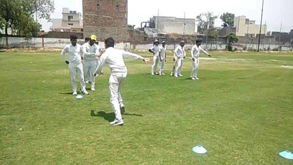 Swarup Nagar Cricket Ground