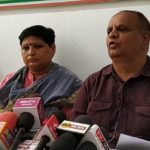 तिमारपुर विधानसभा में AAP Govt. पर आरोप