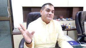 Neeldaman Khatri ( Ex MLA BJP, Narela )