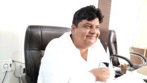 Sunit Chauhan , Nigam Parshad Bakhtawarpur, Narela
