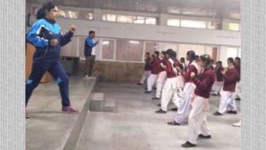 NP Bangali senior secondry school