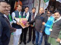 RLD candidate Burari Deepak Gupta