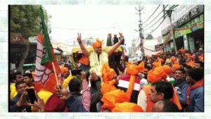 Bjp candidate Narela Nildaman Khatri