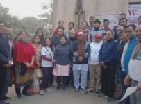 Sanjhi Chaupal cancer awareness program