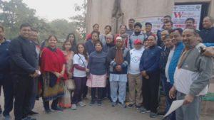 Sanjhi Chaupal cancer awareness program
