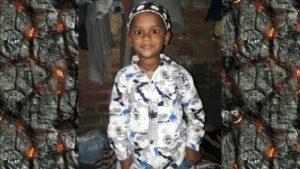 Mohd. Azhar child
