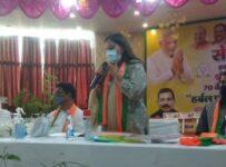 Rohini former mayor Preety Aggrwal